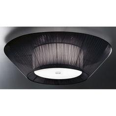 Kolarz Akita Ceiling Light Black