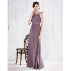 Monsoon Grey Giselle jersey maxi dress- | Debenhams
