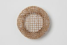 Naama Bergman Brooch: Untitled, 2016 Salt, iron wire © By the author. Read…