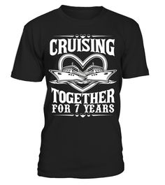 Cruising T-shirt for Husband/Wife. Wedding Anniversary wedding anniversary gifts, wedding anniversary gifts for women, wedding anniversary gifts ideas, unique wedding anniversary gifts 7th Wedding Anniversary, Anniversary Gifts, Lung Cancer Awareness, Dance Shirts, Cruise Wedding, Teacher Shirts, Types Of Sleeves, Cool T Shirts, Funny Tshirts