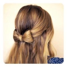 Cool hairstyle for Girls