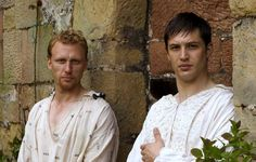 Young Hardy as Claes and Kevin McKidd as John Le Grant. Photo credit: Hardy and McKidd in The Virgin Queen (2005).