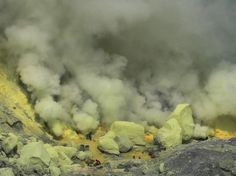 Even though the area has the potential for geothermal energy and cosmetic products, studies have shown the liquid from t...