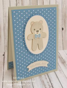 A Blog dedicated to inspiring you with projects created using Stampin' Up! supplies.
