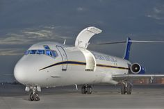 The MD-80 Freighter Conversion, In Pictures - Everts Air Cargo