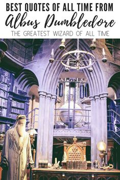 7 Inspirational Dumbledore Quotes from Harry Potter