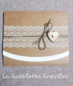 inviti di nozze shabby chic Valentines, Card Designs, 3, Blog, Wedding Ideas, Cards, Card Wedding, Valentine's Day Diy, Card Patterns