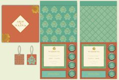 His and Her co ordinated wedding invitations Wedding Invitations, Studio, Design, Wedding Invitation Cards, Studios, Wedding Invitation, Wedding Announcements, Wedding Invitation Design