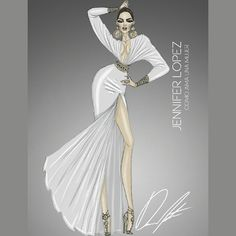 @jlo  The Jennifer Lopez Eras, Como Ama Una Mujer by Daren J #JLo #ComoAmaUnaMujer #JLover #JLovers #JLoAKA #JLoJune17 #JLoJune17AKA #JLoFirstLove #jenniferlopez #JLoeras #fashion #fashionart #fashionillustration #fashiondesign #art #illustration #actress #singer #celebrity #darenj