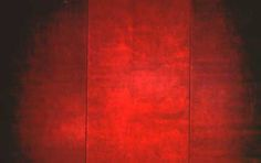 [artist Mark Rothko painting]