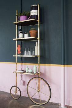 Merve Kahraman - Cyclopedia - Bicycle or Bookshelf