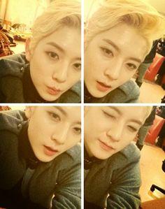 NU'EST's Ren = Choi Min Ki.