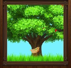 Apple Tree (Click here to play) on Behance