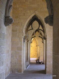Santa María de Ujué, Navarra