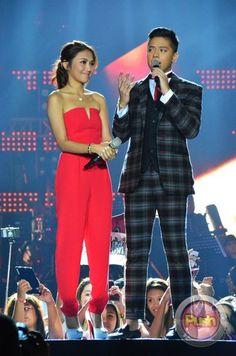 91 - Daniel Padilla makes the MOA Arena crowd go wild at his Most Wanted Concert - Push.com.ph