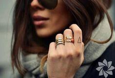 İlham verecek parmak dövmeleri
