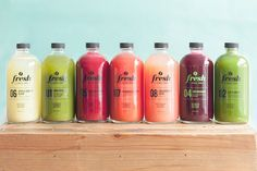 Cold-pressed juice bars are the latest trend in Toronto selling organic, natural juices and detoxifying blends. Here's the best in the city.