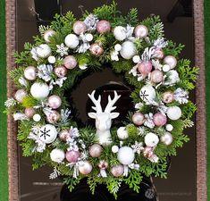 Diy Christmas Gifts, Christmas Time, Christmas Wreaths, Christmas Decorations, Xmas, Christmas Ornaments, Holiday Decor, Diy Crafts Hacks, Diy And Crafts