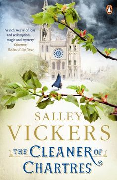 The Cleaner of Chartres by Salley Vickers https://www.amazon.co.uk/dp/B0096YP4VQ/ref=cm_sw_r_pi_dp_x_7NneybW4Y4EVZ