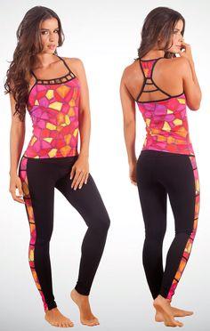 d198ecc295b P1561 Protokolo set Cute Workout Outfits