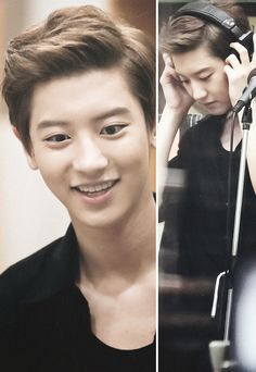 #chanyeol #exo #kpop your so lovely channie!  I love him!! Seriously ... watch the program Roommate ...  I bet you all will agree with me.