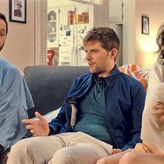 Movies: Nick Kroll Jenny Slate and Adam Scott form a bizarre love triangle in My Blind Brother trailer