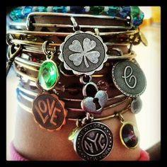 Alex and Ani Bracelets!