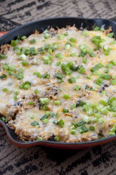 Southwest Chicken Skillet   Wishes and Dishes #choppedathome #ad @sargentocheese