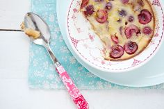 Dairy free cherry and cardamon custard by the talented cannelle et vanille