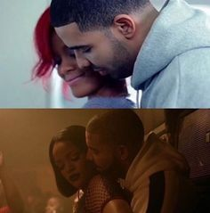 Drake and Rihanna re-enact L0ve steamy scene6 years later