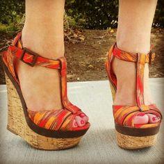 like! <3 #wedge #shoes #heels