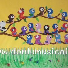 Una preciosa idea DIY para decorar paredes infantiles