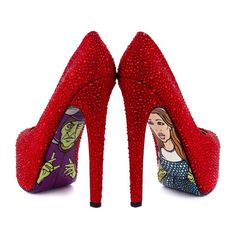 Seriously Ruby Slippers ;-)