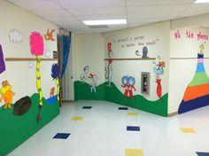 Dr. Seuss hallway 2013 :)