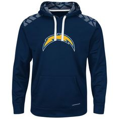 Los Angeles Chargers Armor Performance Hoodie by VF Imagewear. San Diego ... e2ca785ac