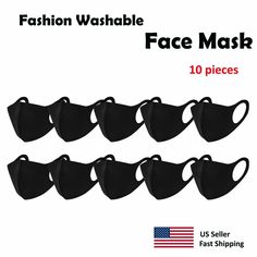 3 Pcs Reusable Face Bandanas for Adults,General Dogs Prints Breathable Washable Windproof Ear Loop Cotton Funny Scarf