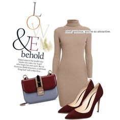 How To Wear Wine and Camel Outfit Idea 2017 - Fashion Trends Ready To Wear For Plus Size, Curvy Women Over 20, 30, 40, 50