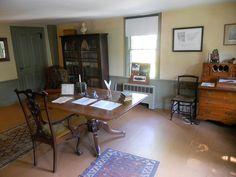 Herman Melville's Writing Room
