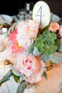 Flowers By / Cherries Flowers  Event Planning + Design By / Kate Siegel Fine Events