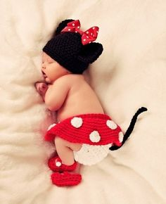 Ive ALWAYS loved Minnie & my daughter will too!