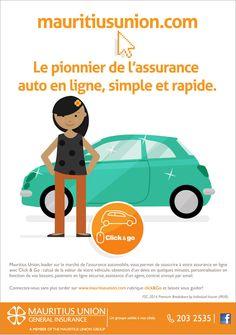 Mauritius Union - Votre assurance en ligne, simple, rapide et pratique. Tel: 203 2535