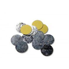 Z Palette Round Metal Stickers (30 Pack)
