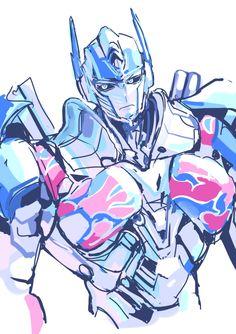 Optimus Prime <3<3                                                                                                                                                                                 More