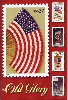 Old Glory Stamps
