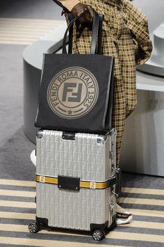 Luxury Luggage, Luxury Bags, Suede Handbags, Purses And Handbags, Designer Travel Bags, Designer Purses, Sacs Design, Fendi Bags, Chanel