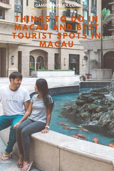 Full travel guide for Macau: Things to do in Macau and best tourist spots in Macau, where to eat and where to go in Macau #macau #southeastasia #casinos #asiatrip
