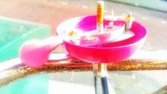 #htcone #denhaag #igdenhaag #thehague #igthehague #zuidholland #holland #nederland #netherlands #thenetherlands #europe #fietsbel #pink