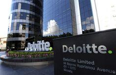 Deloitte открывает блокчейн-лабораторию в Дублине #bitcoin #btc