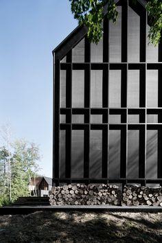 Les Marais. Alain Carle Architecte. Québec, Canada. photos (c) Adrien Williams