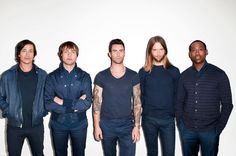 Maroon 5 Already Working on 'Overexposed' Follow-Up | Billboard.com